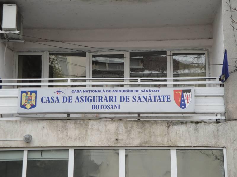 Postul de preşedinte al Casei de Asigurări de Sănătate Botoşani, scos la concurs
