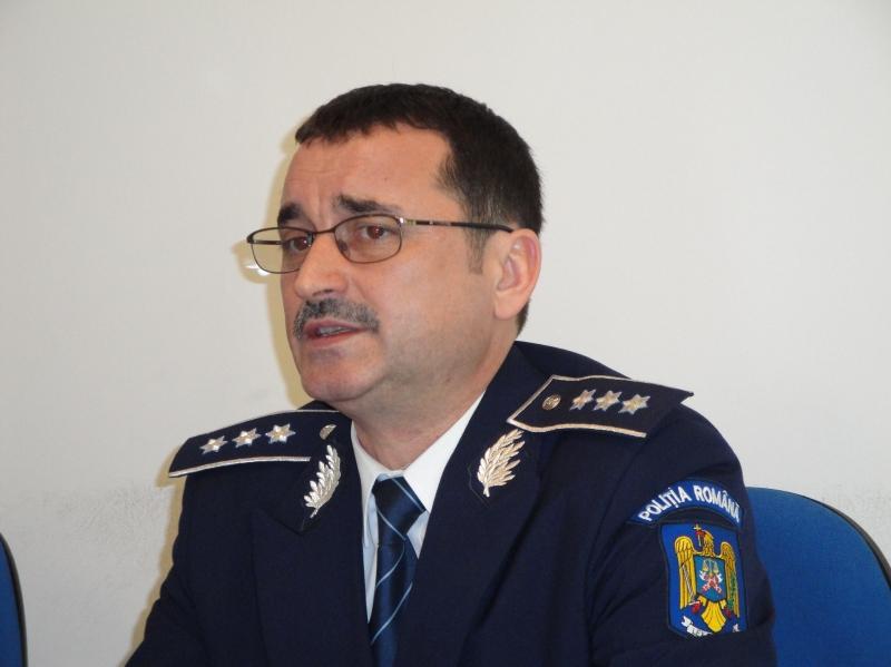 Şeful IPJ Botoşani speră ca în anul 2018 să se reducă deficitul de personal din rândul poliţiştilor din judeţ