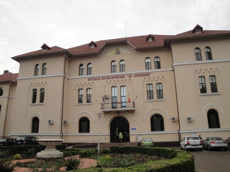 Posturi scoase la concurs la Spitalul de Recuperare Botoşani
