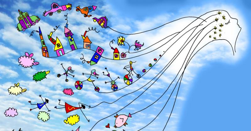Povestea băiețelului – Sau despre cum mutilăm creativitatea copilului în școală!