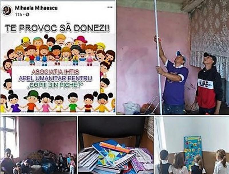 Povestea copiilor din pichetul militar de la granița României cu Ucraina relatată de un cadru didactic din județul Botoșani
