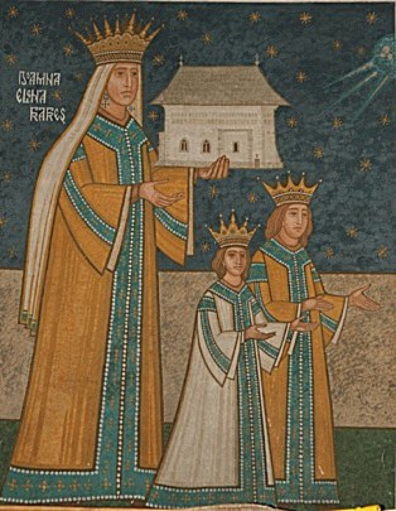 Povestea de dragoste dintre Petru Rareș și Elena, doamna sa!