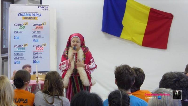Povestea impresionantă a Luminiței, o botoșăneancă din Italia, ambasadoare a portului popular și a valorilor tradiționale românești!