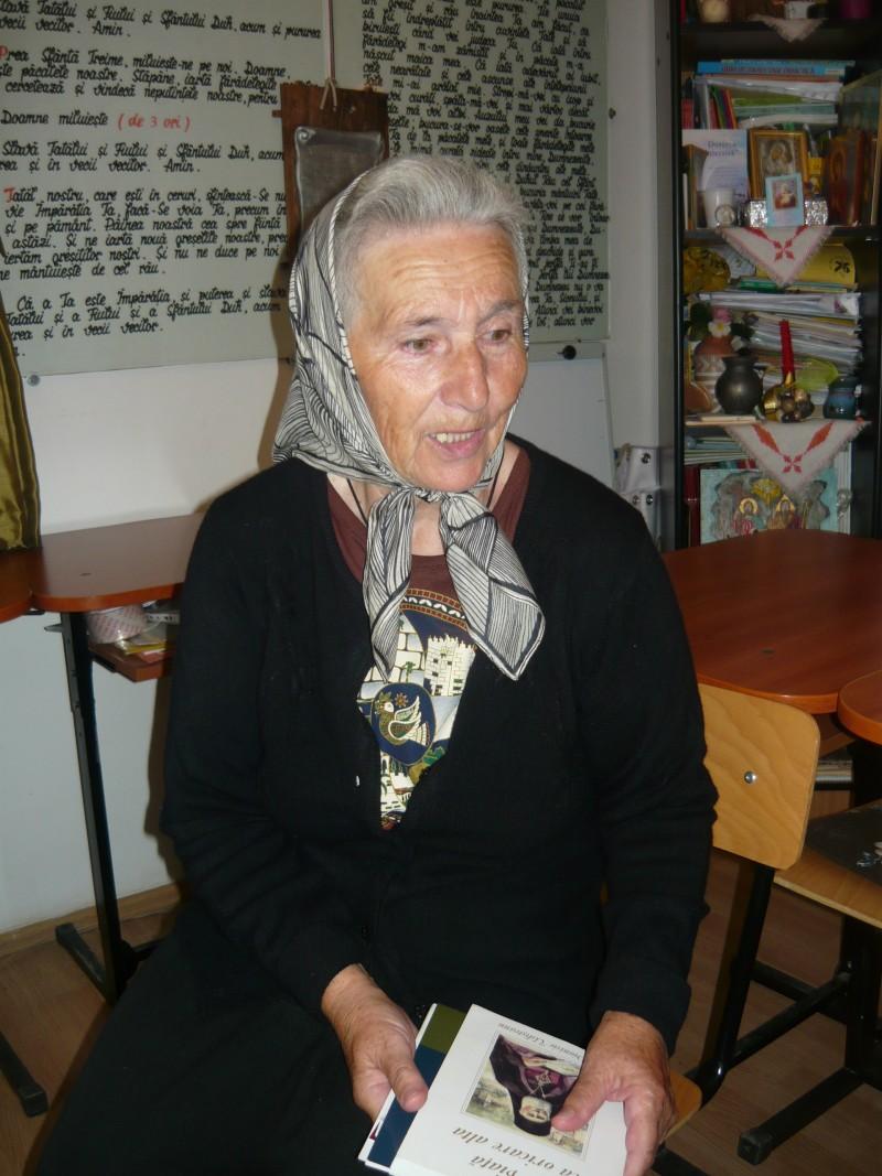 Povestea impresionanta a MARIEI MOSNEAGU: Pelerin pe drumul Iubirii de Dumnezeu!