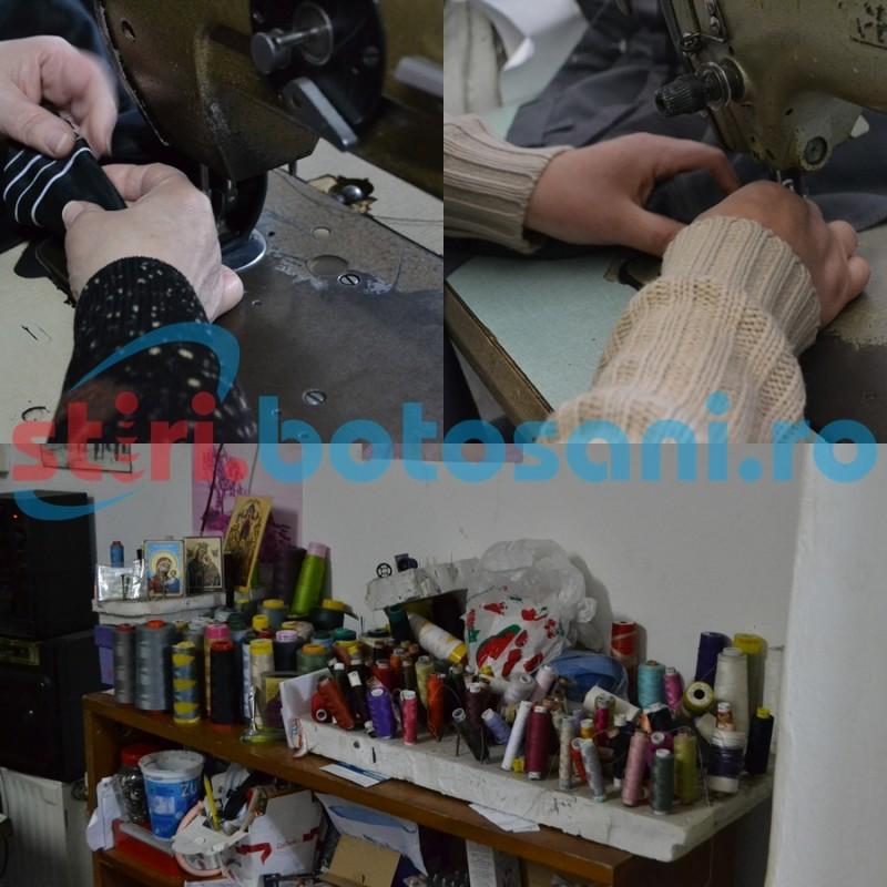Poveştile colorate ale croitorilor, acompaniate de ţăcănitul maşinilor de cusut şi aburul staţiilor de călcat FOTO- VIDEO