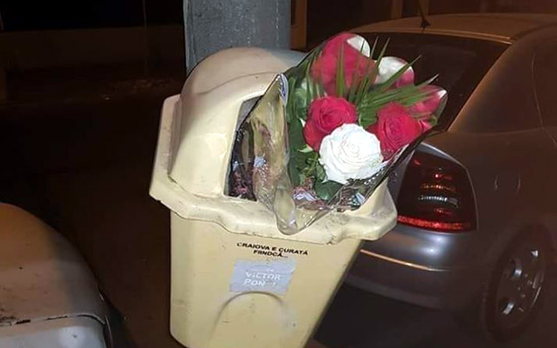 Poza zilei: Nu toți iubim trandafirii