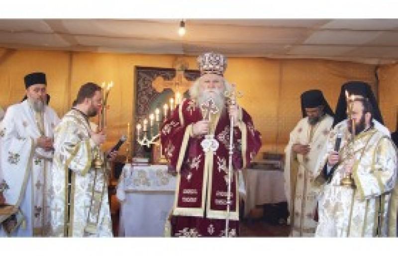 Praznicul Bunei Vestiri în Mănăstirea Sihăstria Voronei