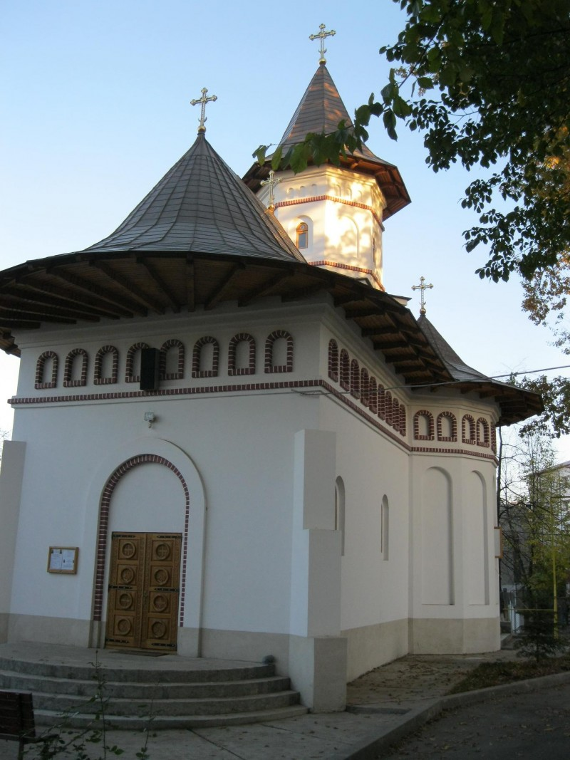 Prăznuirea Sfântului Ierarh Nectarie, la Biserica Spitalului de Copii din Botoșani!