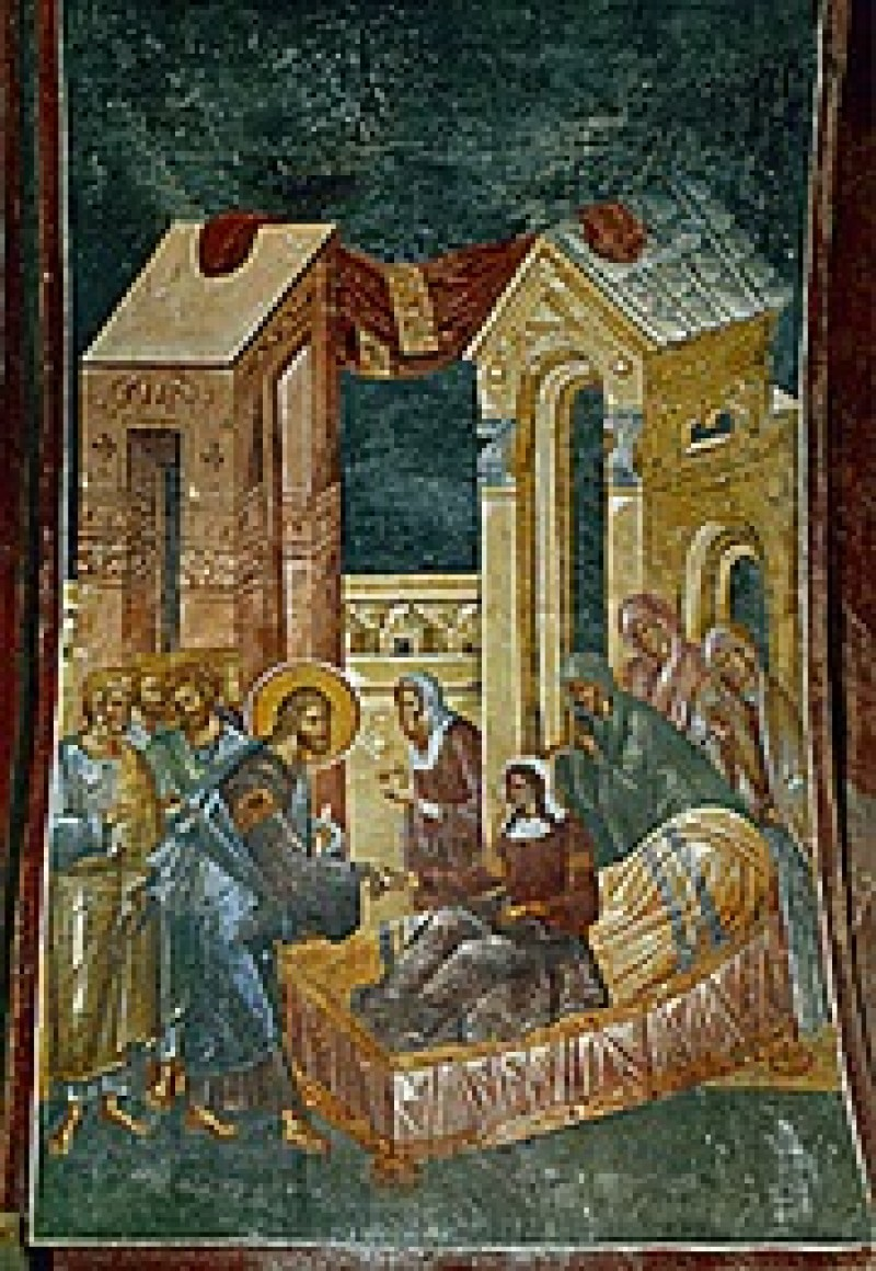 PREDICA Invierea fiului vaduvei din Nain