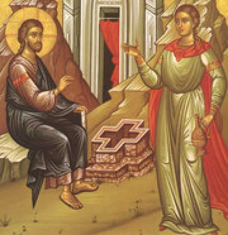 Predica la Duminica Samarinencii - Apa cea vie