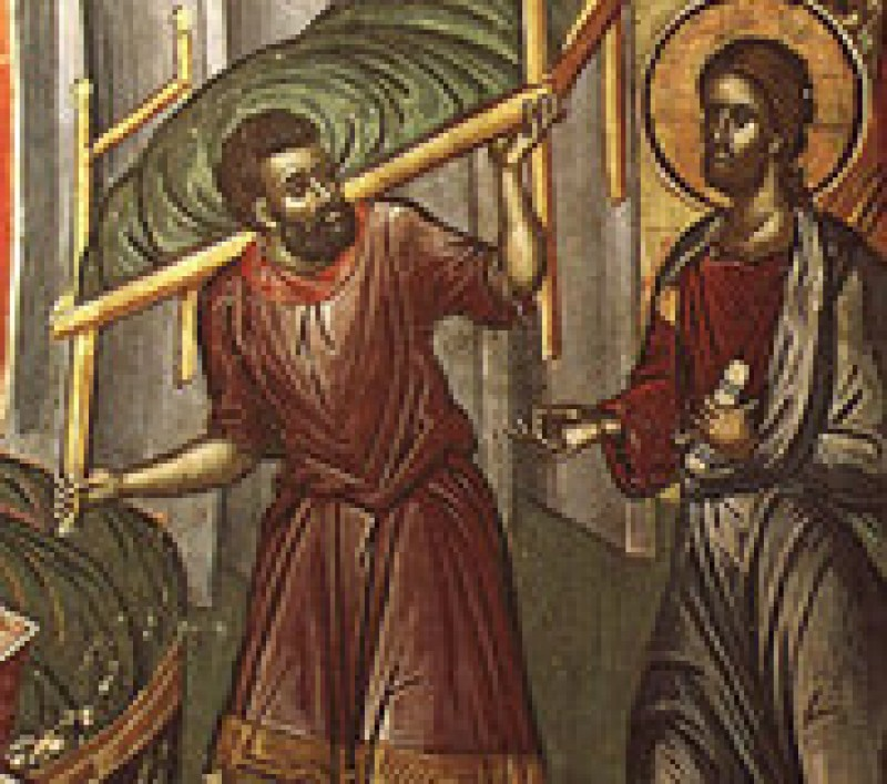 Predica la Duminica Slabanogului
