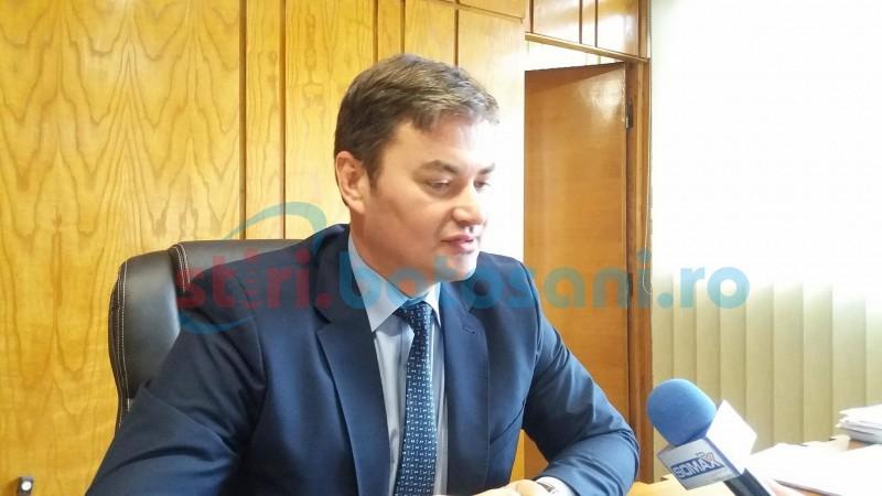 Prefectul Dan Șlincu a aflat de pe site-ul Guvernului de schimbarea subprefectului