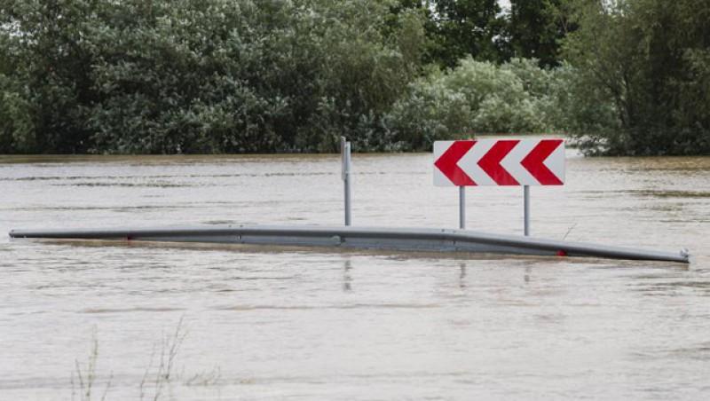 Prefectura Județului reface lista cu evaluarea pagubelor produse la infrastructura rutieră de fenomenele extreme de la Botoșani