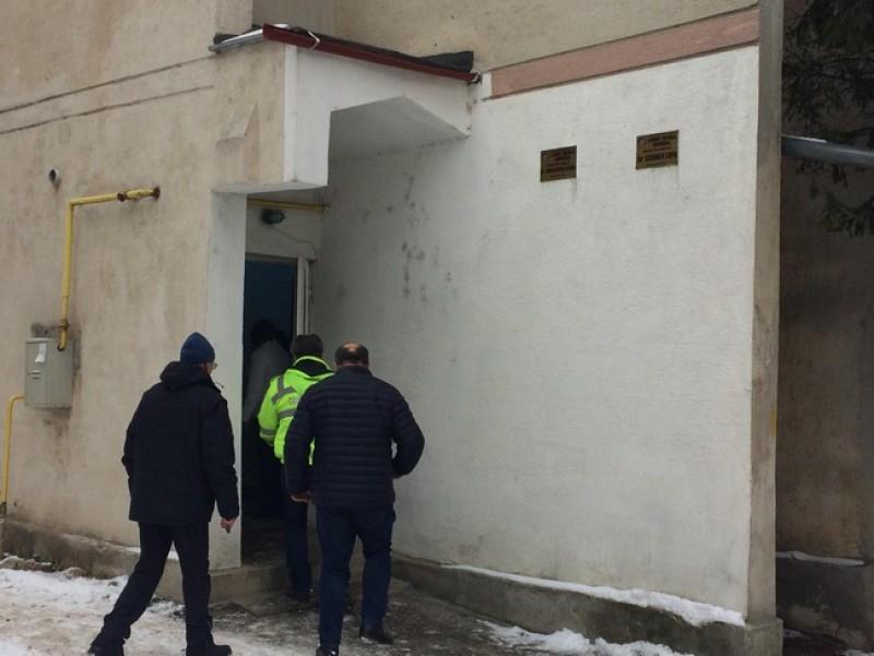 Prejudiciu de mii de lei în urma jafului de la Dispensarul 2 din municipiul Botoşani!
