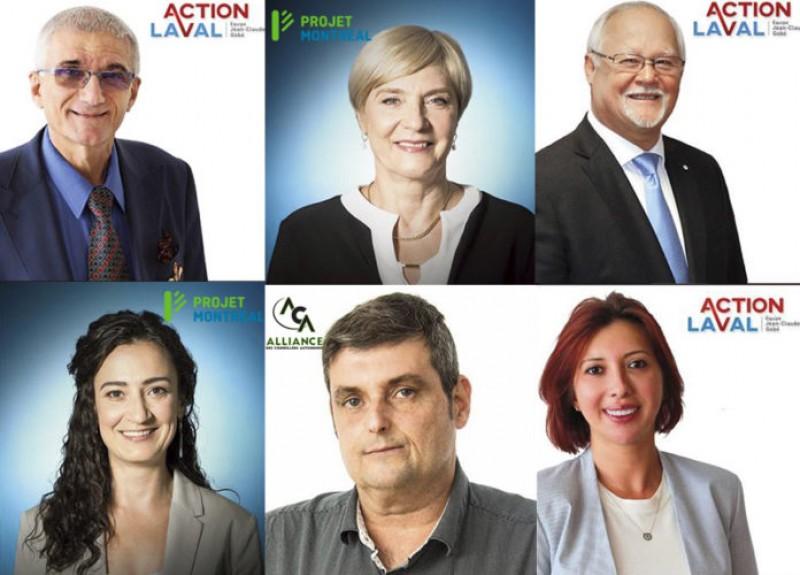 Premieră în Canada: Un botoșănean, alături de alți cinci români, candidează la alegerile municipale din zona marelui Montreal!