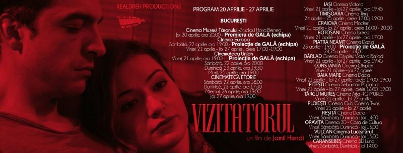 Premieră la Cinema Unirea, cu actori botoșăneni în distribuție! VIDEO