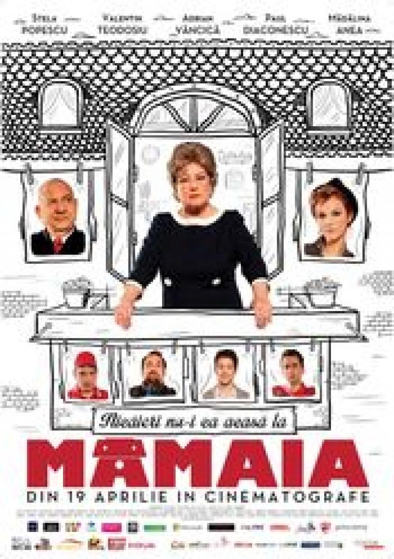 Premiera la Cinema Unirea, cu Stela Popescu in rol principal! VIDEO