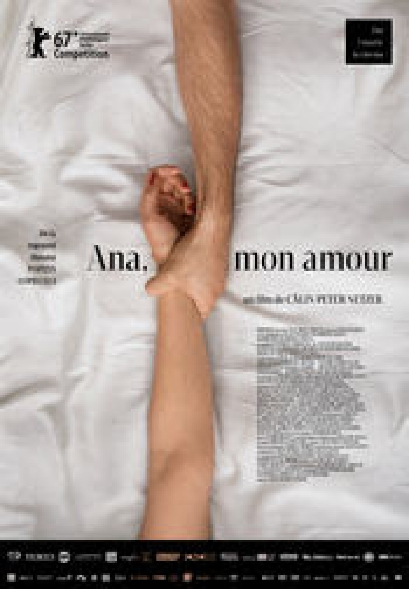 """PREMIERĂ la Cinema Unirea: """"Ana, mon amour"""". Interzis minorilor!"""