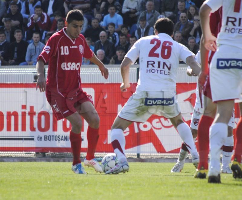 Premiera la meciul FC Botosani - Dinamo Bucuresti! Surpriza pentru suporteri!
