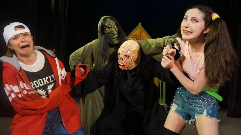 """Premieră la Vasilache, cu """"Extraordinarele peripeții ale lui Hansel și Gretel"""""""
