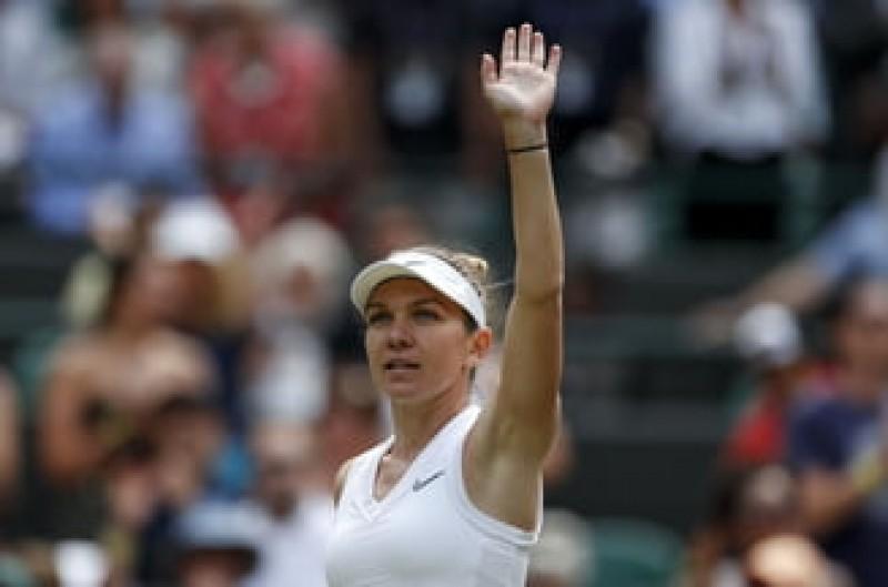 Premieră: Simona Halep s-a calificat în finala de la Wimbledon