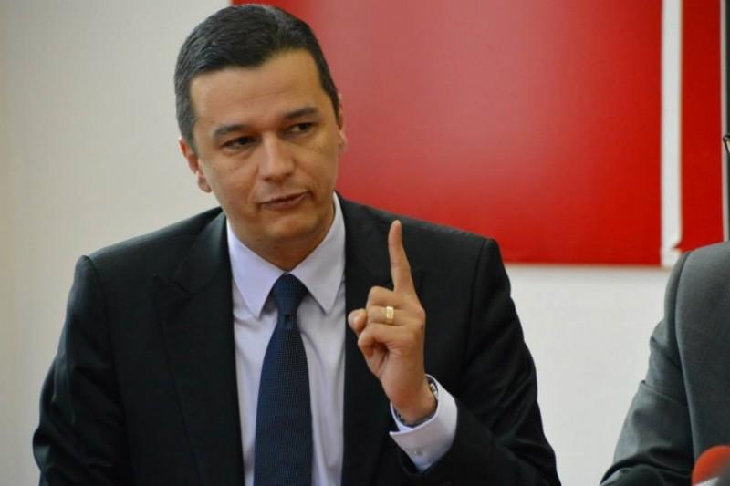 """Premierul Grindeanu: """"Abrogăm ordonanţa!"""""""