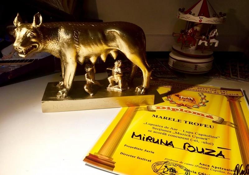 "Premii câștigate de artiștii de la Cheia Sol la Festivalul ""Nova latinitas""! FOTO"
