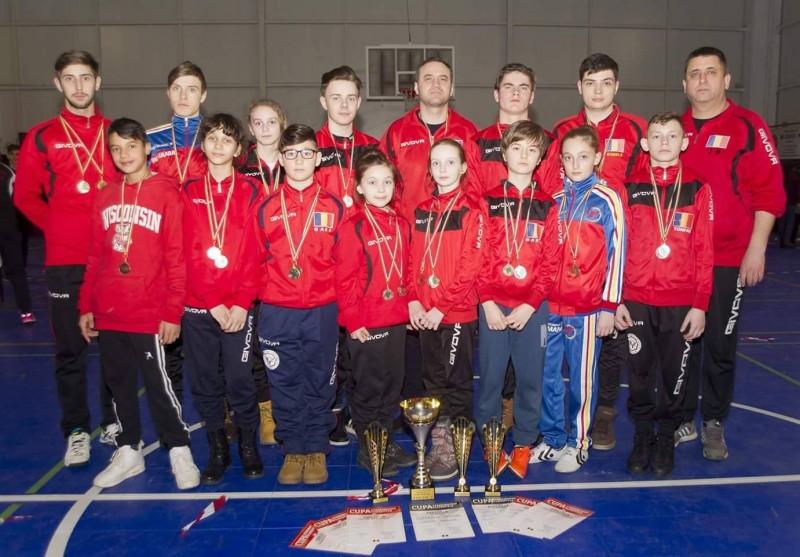 Premii importante pentru Denis Matei si Brilliant Taekwondo Sporting Club! FOTO