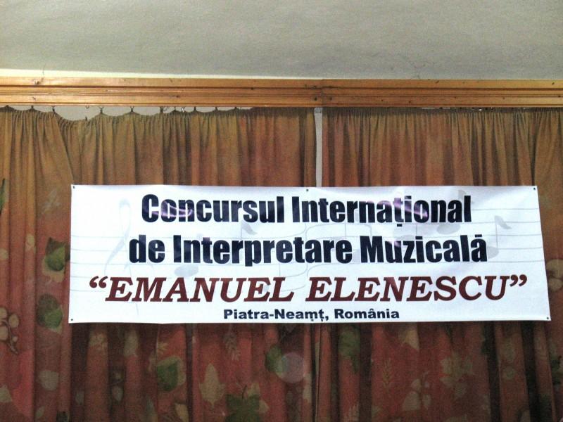 """Premii obținute de artiștii de la Liceul de Artă, la Concursul Internaţional de Interpretare Muzicală """"Emanuel Elenescu"""""""