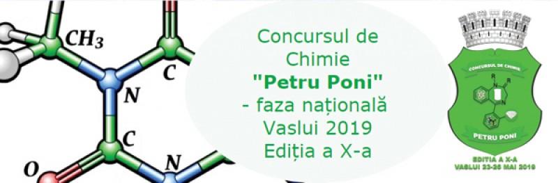 """Premii obținute de elevi botoșăneni la Concursul Național de Chimie """"Petru Poni"""", de la Vaslui"""