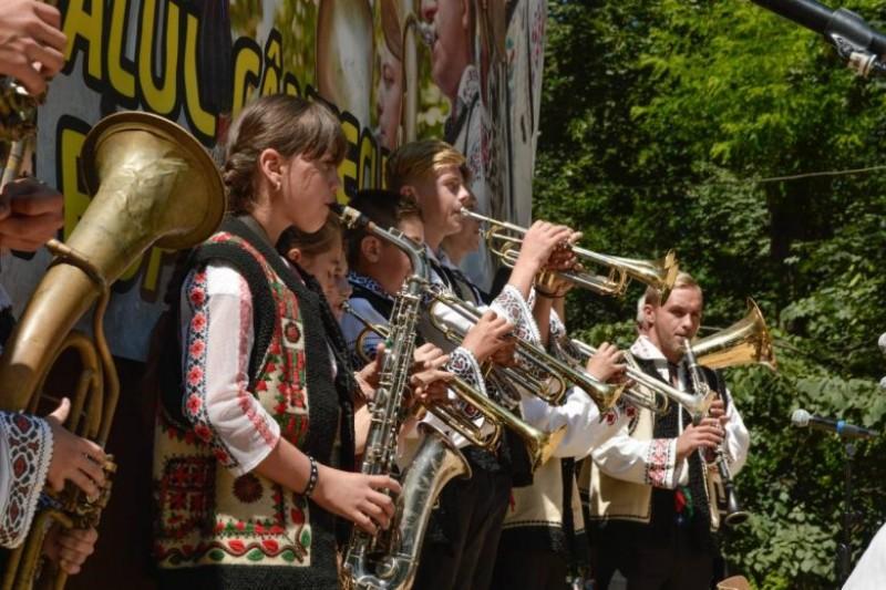 Premii pentru toate cele șapte fanfare din cadrul Festivalului de duminică