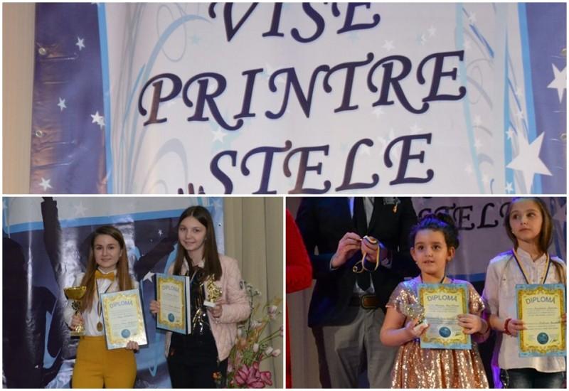 """Premii pentru trei botosanence la Festivalul International de Muzica """"Vise printre stele"""" din Ucraina! FOTO"""