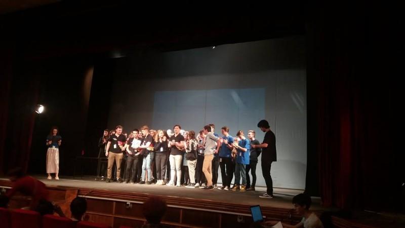 Premiile AmFiTeatru 9 - Premiile adolescenței la Botoșani!