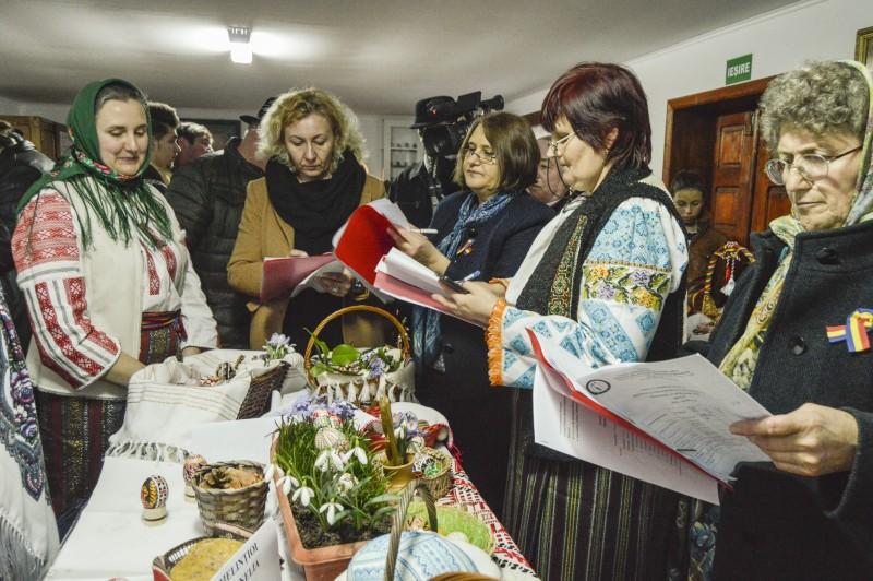 Premiile Festivalului-Concurs de Ouă Încondeiate, Rogojești, ediția 2018! FOTO