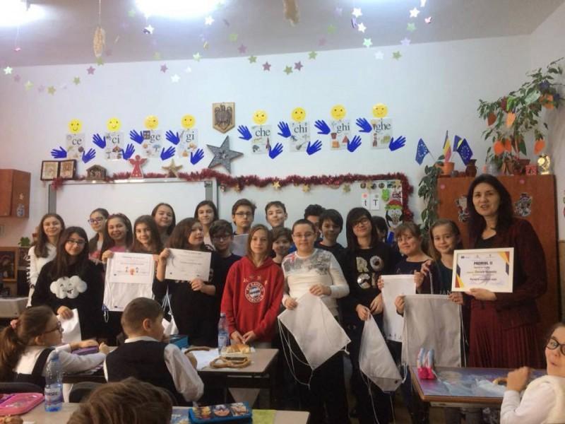 Premiu național eTwinning la Botoșani! FOTO