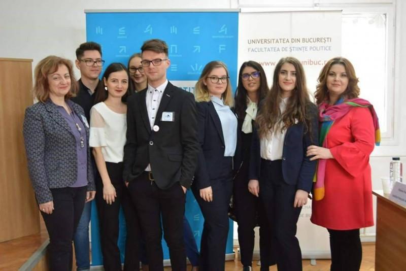 Premiu naţional pentru un proiect social al elevilor din Laurian! FOTO
