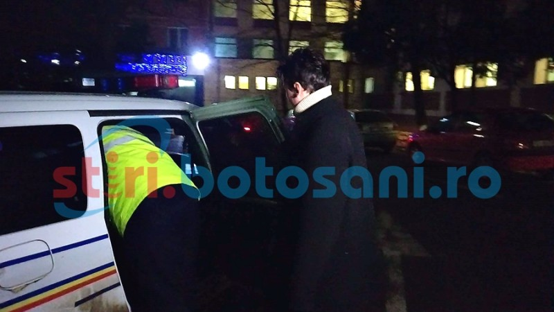 Preot prins la volan într-o avansată stare de ebrietate! Un şofer a sunat la 112! FOTO, VIDEO
