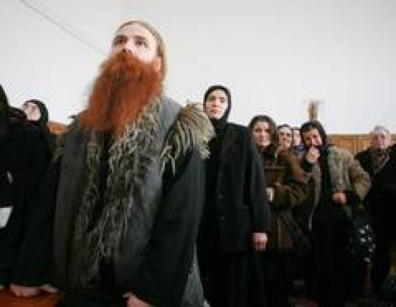 Preotul de laTanacu, un detinut model