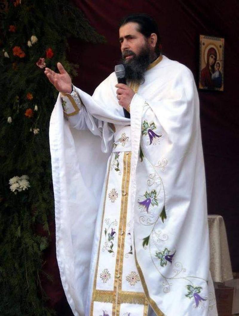 Preotul paroh Ioan Alupoaie a învins în lupta cu Covid-19. În cel mai scurt timp va reveni alături de enoriași