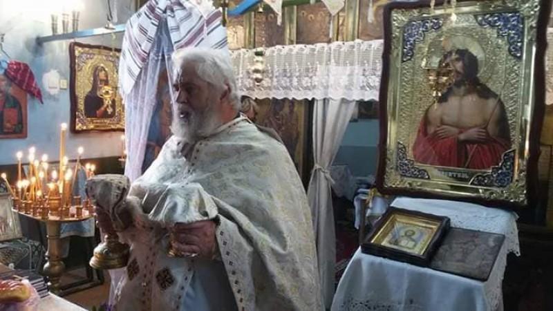 Preotul rănit în accidentul de la Darabani a murit