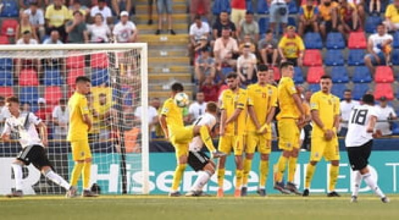 Presa internațională se înclină în fața României după eliminarea de la EURO U21
