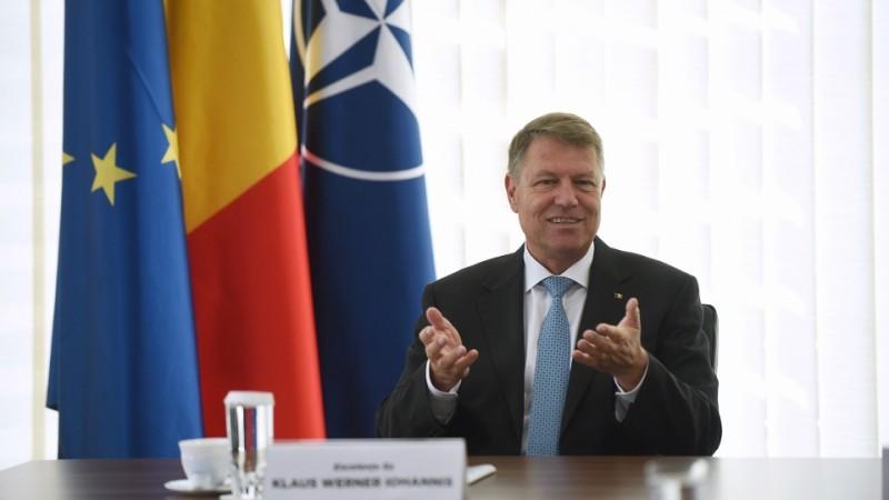 Primarul Cătălin Flutur și un om de afaceri din Botoșani s-au întâlnit cu președintele Klaus Iohannis