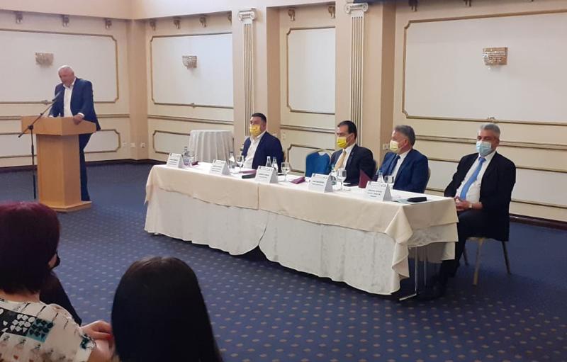 Președintele Camerei Deputaților, Ludovic Orban, a ajuns astăzi la Botoșani