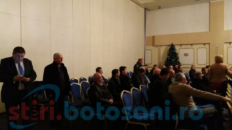 Președinte nou la Asociația Comunelor din Botoșani