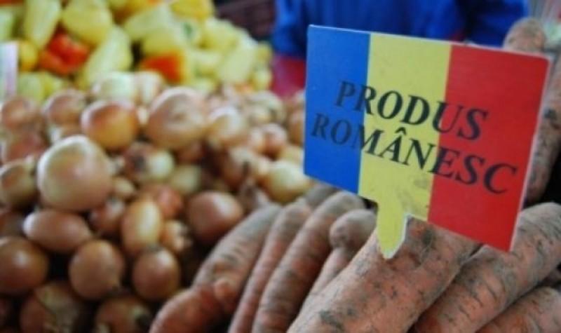 Preşedintele Agrostar: Legea pentru 51% produse româneşti în hipermarketuri e o farsă