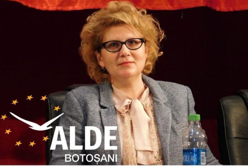 Președintele ALDE Botoșani, Roxana Florentina Țurcanu: ALDE Botoșani susține menținerea subvențiilor în agricultură