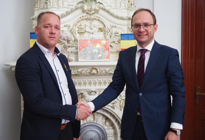 """Președintele Asociației """"Salvează o inimă"""", Vlad Dumitru Plăcintă, propus pentru titlul de cetățean de onoare al municipiului Botoșani"""