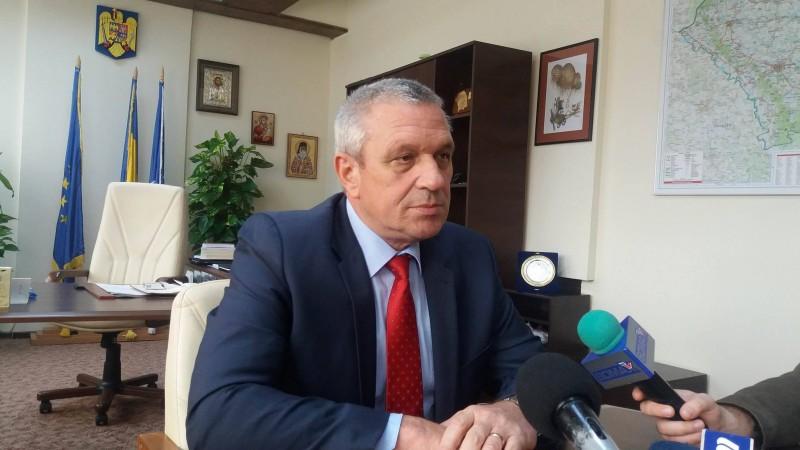 Preşedintele Consiliului Judeţean a rămas fără corp de control