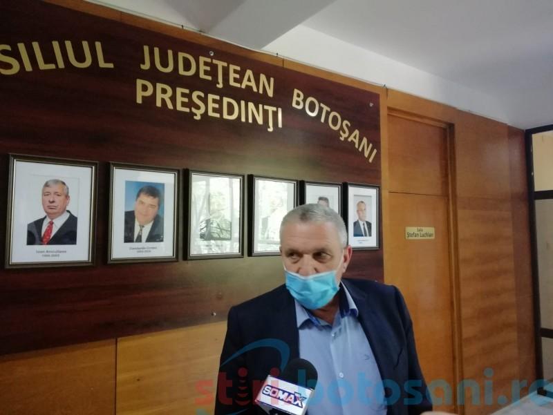 """Președintele Consiliului Județean: """"Doamna Mihalache trebuie să revină pe post"""""""
