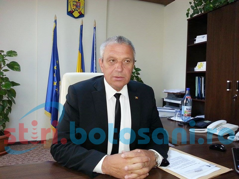 """Președintele Consiliului Județean îi liniștește pe primari: """"Nu le vom lua banii"""""""